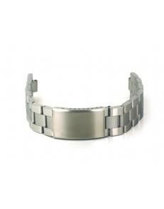 Kiber 20mm Aquarius roestvrijstaal horlogeband